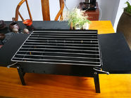 Compact Indoor Tabletop Charcoal BBQ Grill For 1-5 People Applicable Number