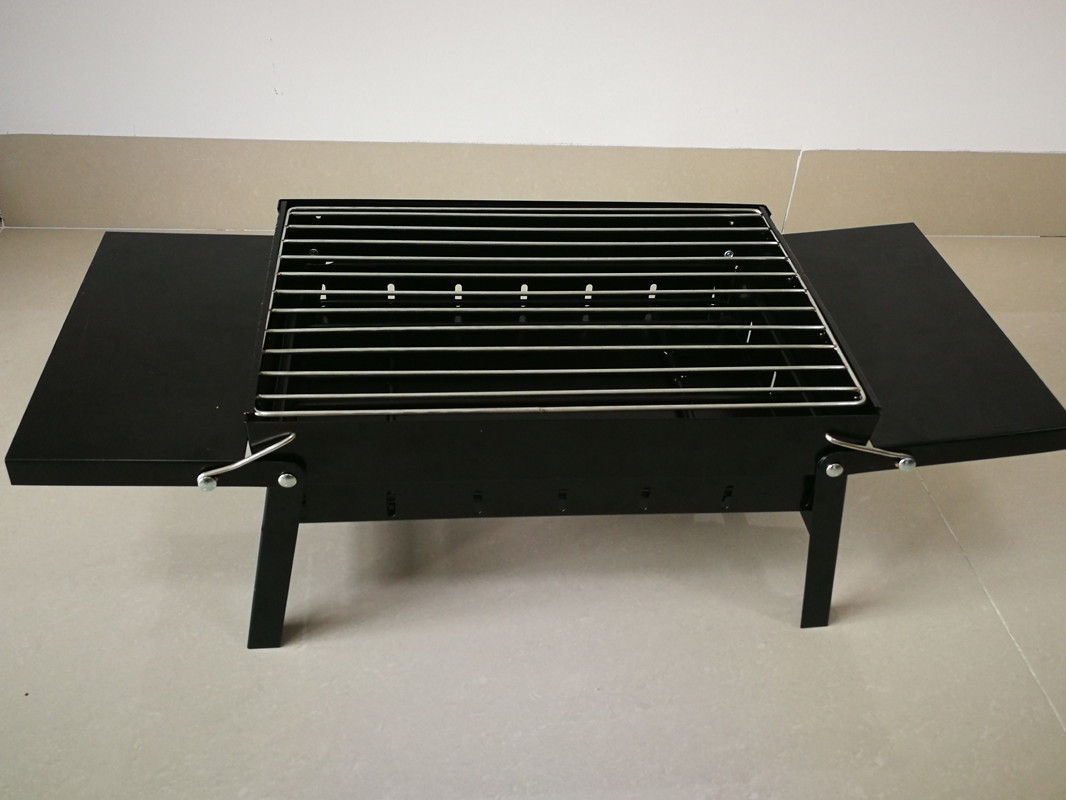 Out Door Cooking Small Charcoal Grill Easy Carried Foldable Barbecue Grill